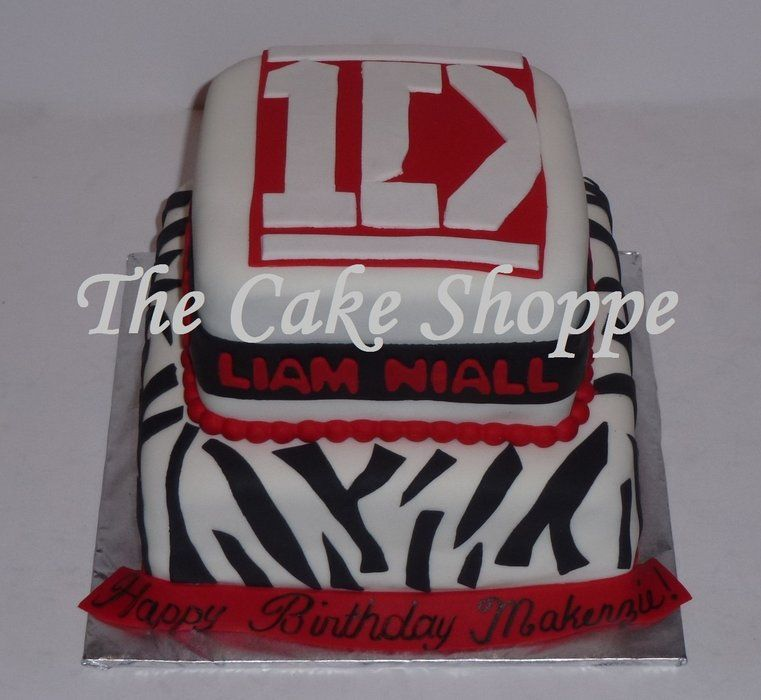 1D cake Idea for Olivias birthday 1d luvs me Pinterest Cake