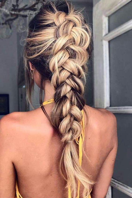 8 einfache Frisuren für mittleres Haar schnell und sexy