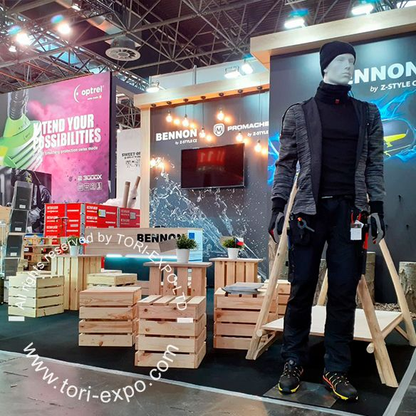 Exhibition stand for A+A in Dusseldorf - the world's largest event for safe and healthy working👷♂️ ⭐ Need a stand project?! Don't hesitate to contact us 📨 et@tori-expo.com   #messestand  #standdesign #standbuilder #standcontractor #toriexpo #exhibitionstandcontractor #tradeshowbooth #inspiration #standdesign #domotex2019 #boothcontractor  #eventplanning #aplusa #aplusadusseldorf #booth #messebau #messebauer #standbau #modularstructure