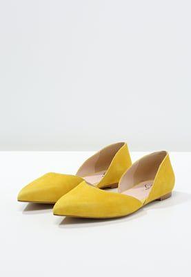 Zign Klassische Ballerina yellow | Zalando