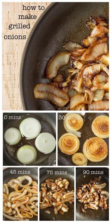 How to make grilled onions so they turn out perfect every time.