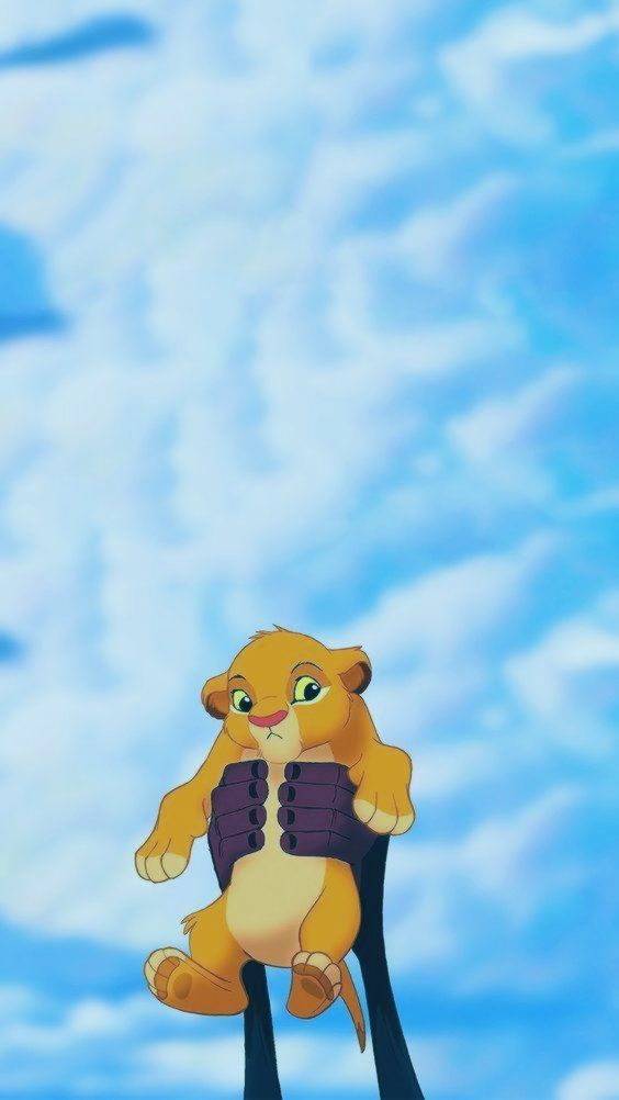 Presenting Baby Simba Lock Screen • Phone Wallpaper {The Lion King, Disney} #A... - Siteismi