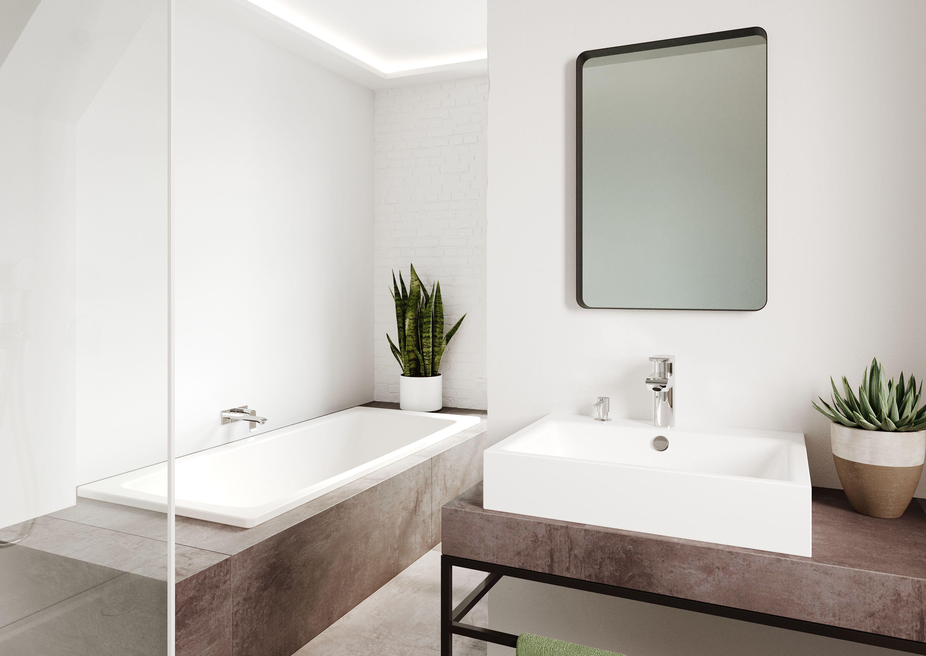 Pin By Kaldewei On Kaldewei Dream Bathrooms Traumbader Dream Bathrooms Modern Architecture Design