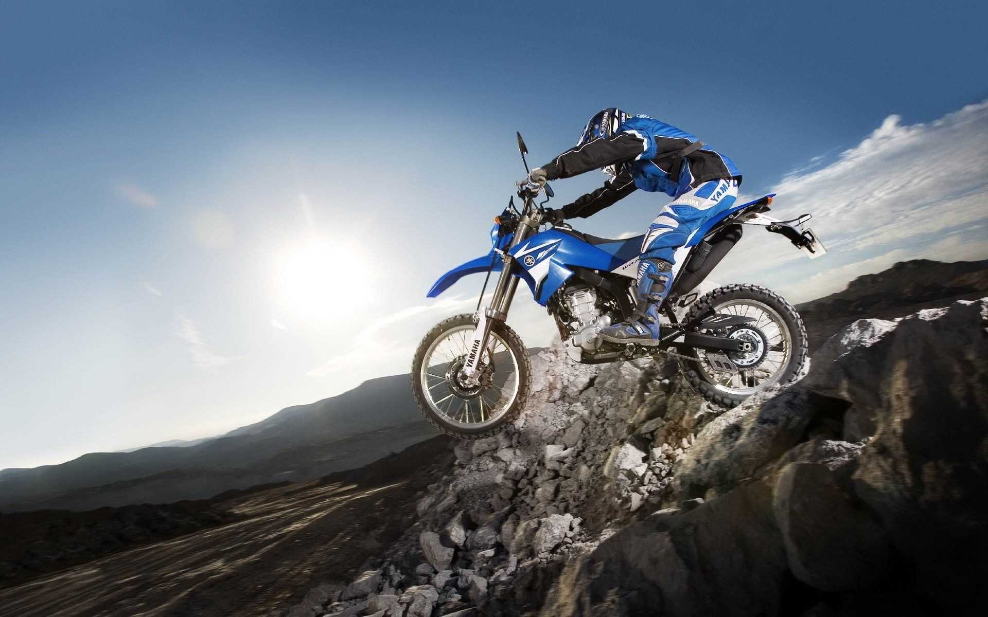 Off Road Motorcycle Wallpaper Hd Widescreen Motorcycle