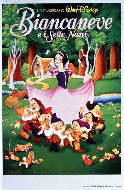 Biancaneve e i sette nani edizione speciale da collezione libro