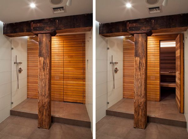 Captivating 17 Sauna And Steam Shower Designs To Improve Your Home And Health