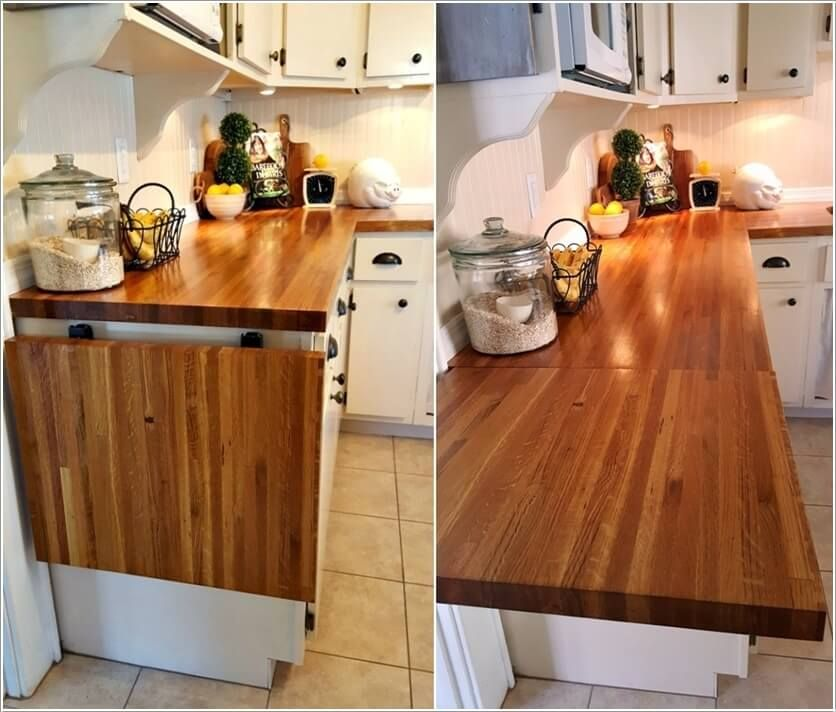10 clever ideas for a small kitchen small kitchen kitchen cabin kitchens on small kaboodle kitchen ideas id=46848