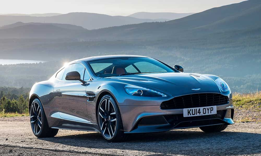 2018 aston martin vanquish colors, release date, redesign, price
