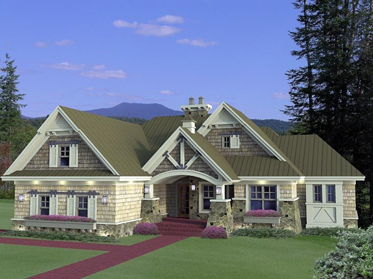 Best 25 retirement house plans ideas on pinterest for Small retirement house plans