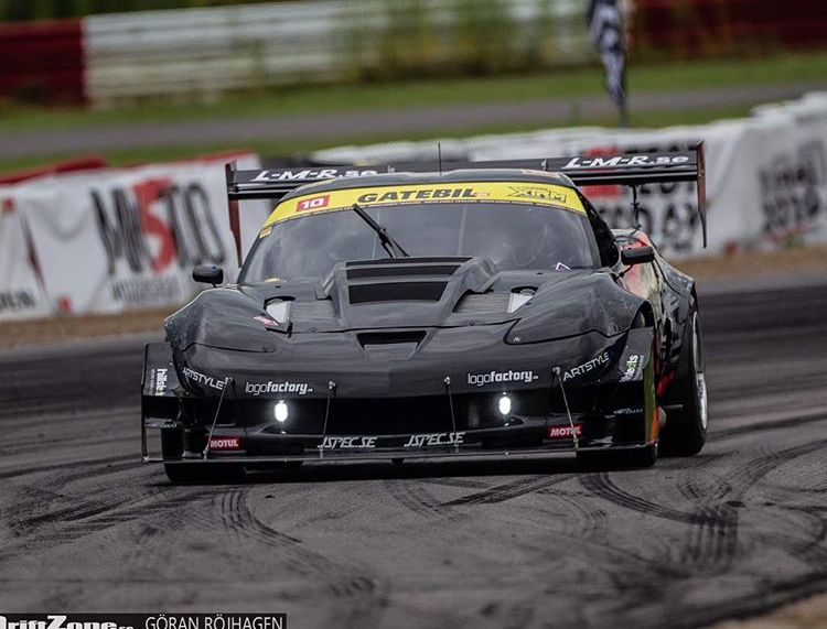 Samsonas Sequential Transmission In 1500hp C6 Corvette By Team Insane Racing Corvette Sequential Racing
