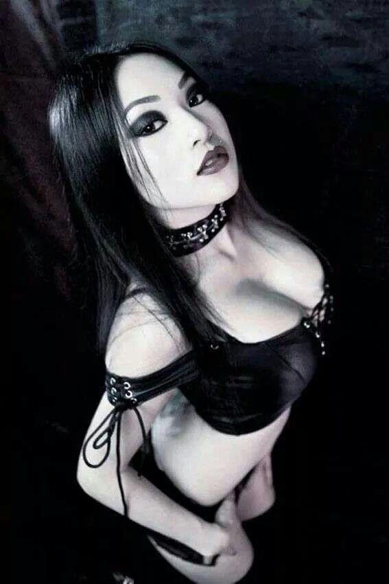 Sexy Asian Goth Chicks