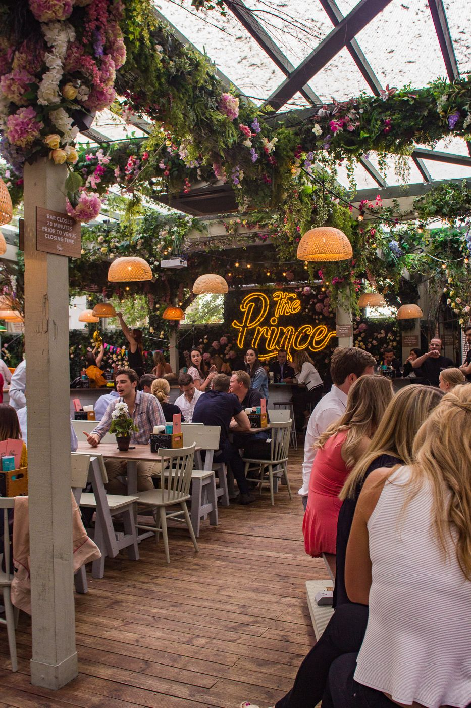 London\'s Best Beer Gardens: The Prince at West Brompton Crossing ...