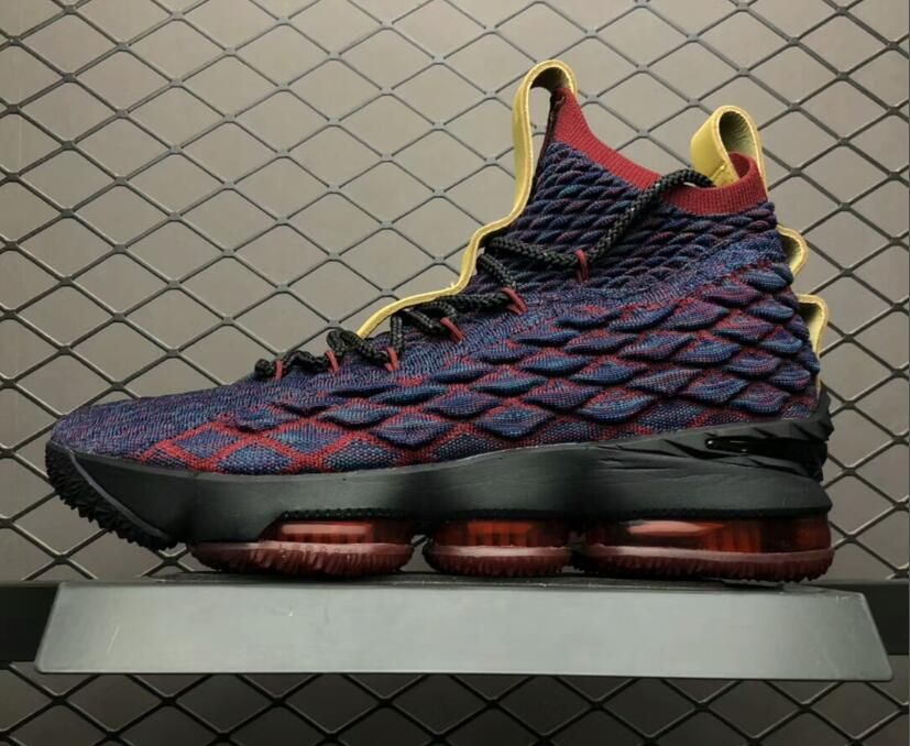 2a9d6c32a92a7 Nike Lebron XV 15 EP New Heights Basketball Shoes 897649-300 for sale