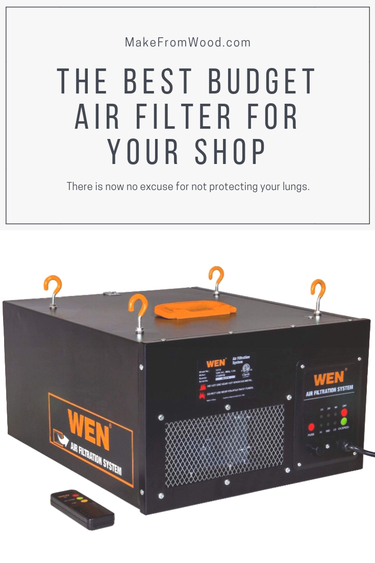 The Best Budget Air Filtration System For Your Shop Air