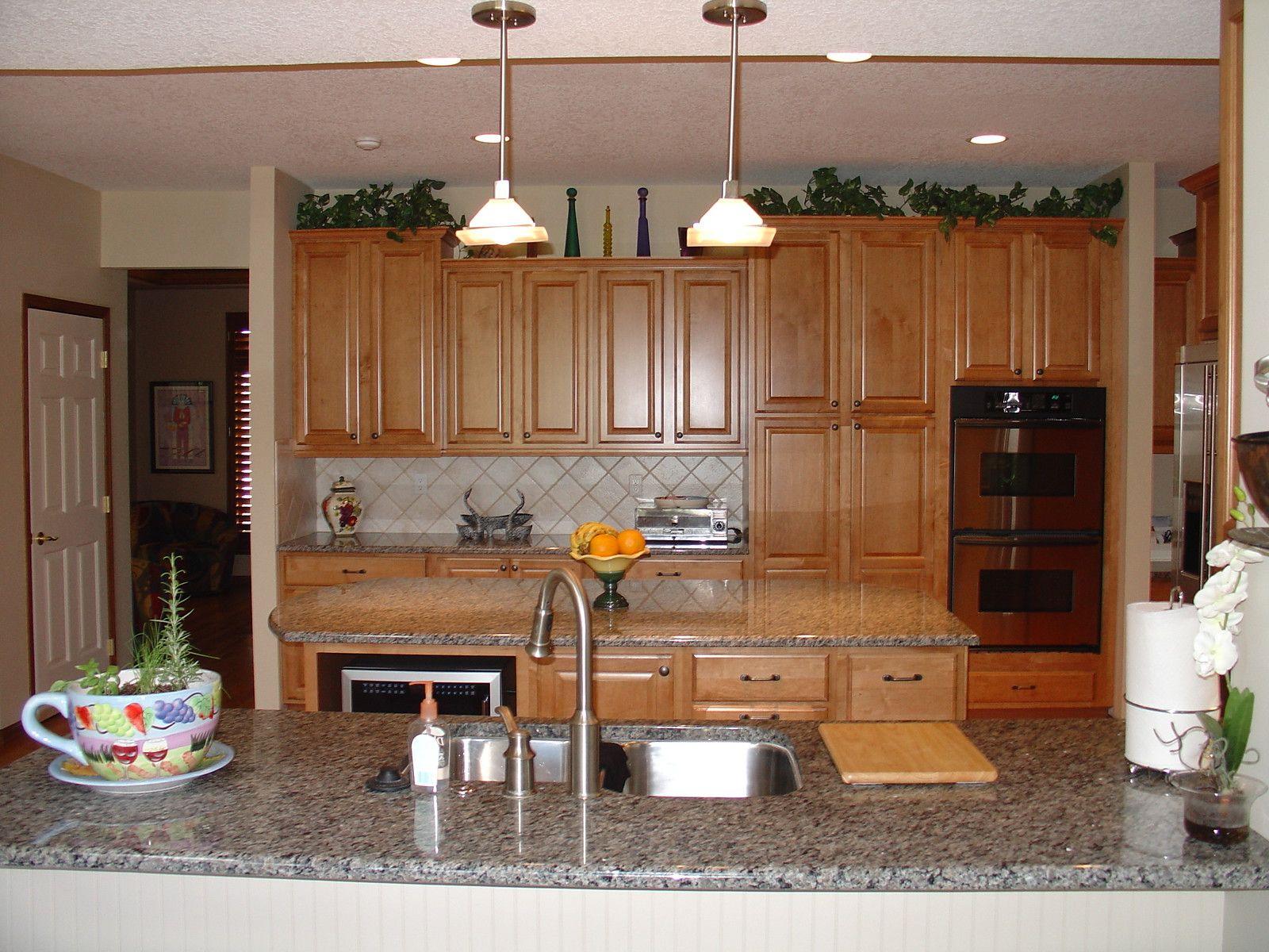 Belmont Maple Toffee Bruce Hall Kraftmaid Cabinets Kitchen Kitchen Cabinets