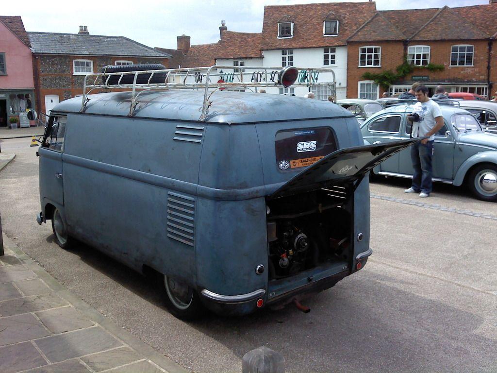 TheSamba.com :: VW Classifieds - 64-67 Bus Rear Hatch Bug
