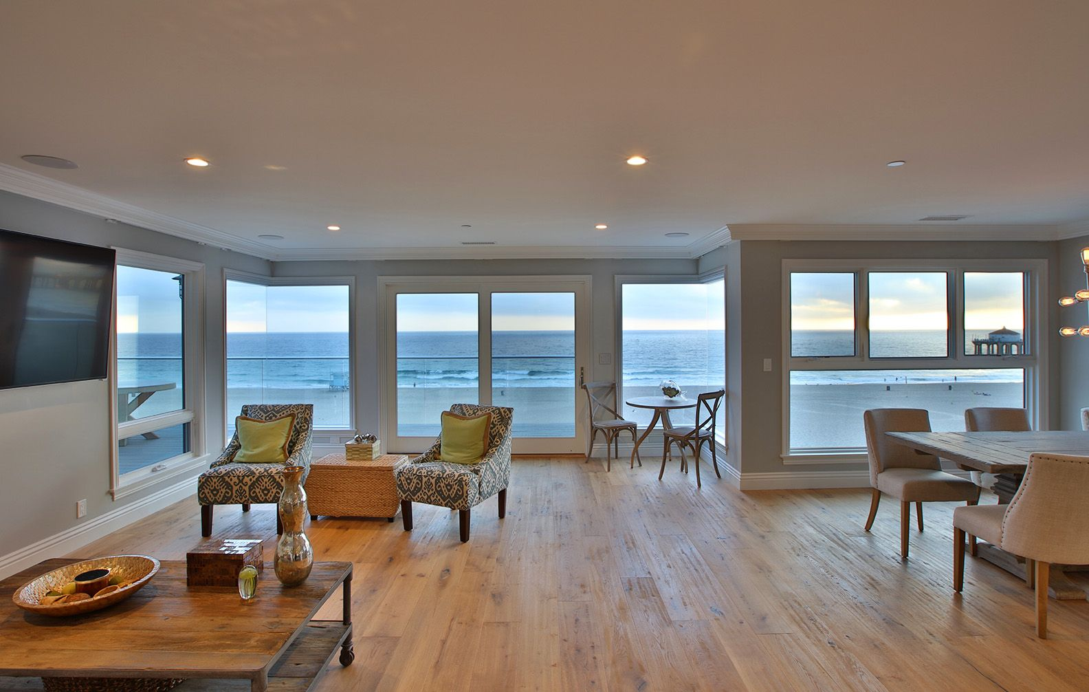 Open Concept Luxury Modern Home With Ocean View Luxury Modern Homes Open Concept Floor Plans Luxury Real Estate