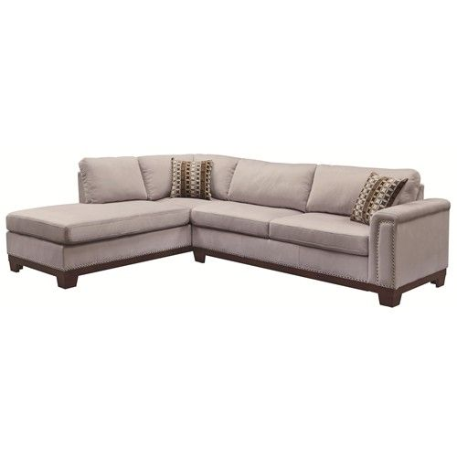 Best Coaster Mason Track Arm Reversible Sofa Chaise Sectional 640 x 480