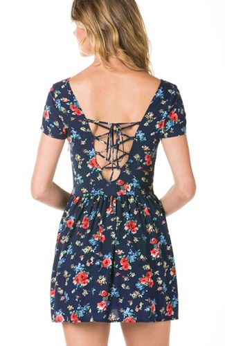Fit & Flare Dress http://bloody-fabulous.com/shop/festival/fit-flare-dress/