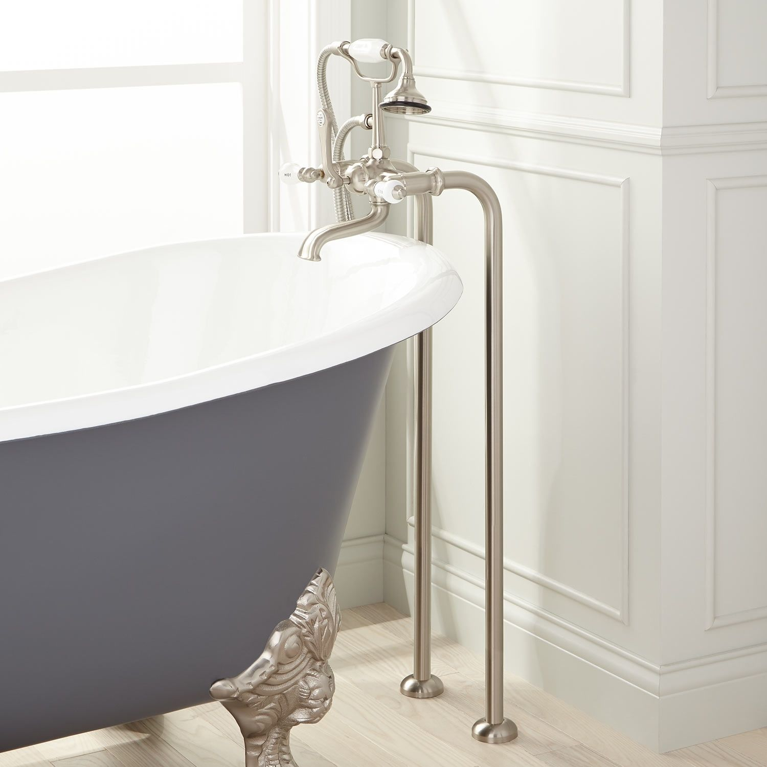 Search Results For Freestanding Tub Faucet Bathroom Pinterest