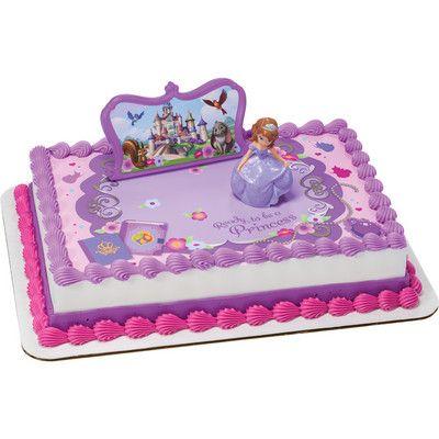 Price Chopper First Birthday Cakes