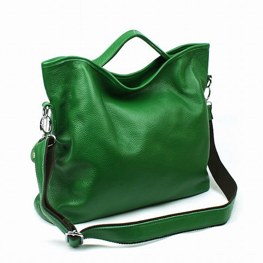 usa cheap sale another chance best loved Kelly Green Leather Handbag | Fashion, Large handbags, Bags