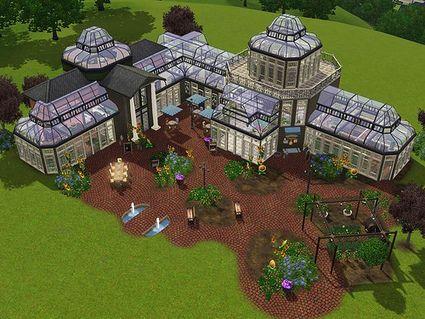 Store Upcoming Premium Content Greenhouse Venue Simsvip Les Sims Sims The Sims Creazioni Minecraft