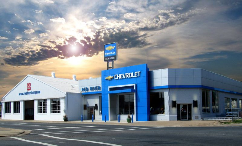 Red River Chevrolet in Bossier City, LA. Serving all