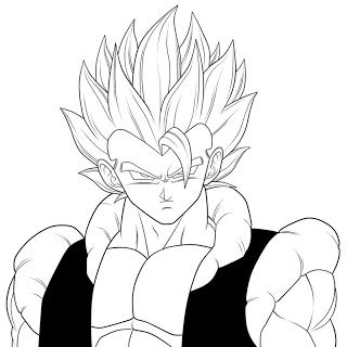 DIBUJOS DE DRAGON BALL Z dragon