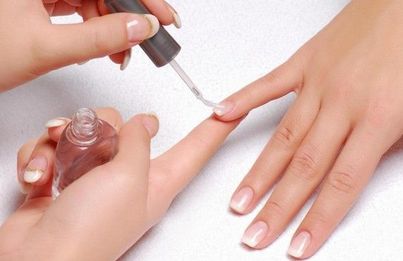How Do I Stop Biting My Nails Clear Acrylic Nailsclear Nail Polishstrong
