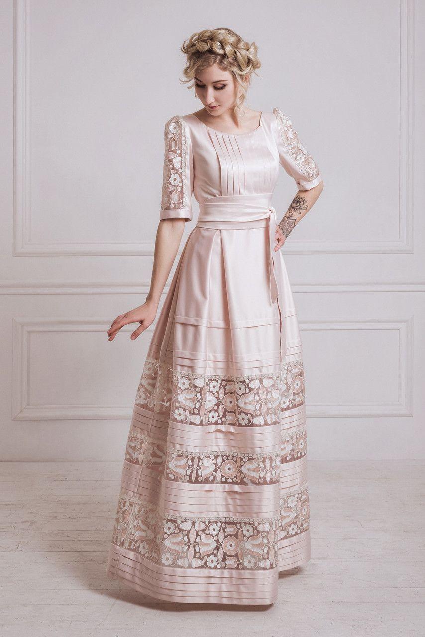 0b7659bcbea778 Ексклюзивна сукня з вишивкою: продажа, цена в Киеве. свадебные платья от