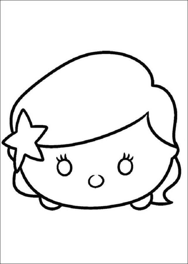 Pin De Medit En Dibujos Tsum Tsum Tsum Tsum Para Colorear Colorear Disney Paginas Para Colorear Disney