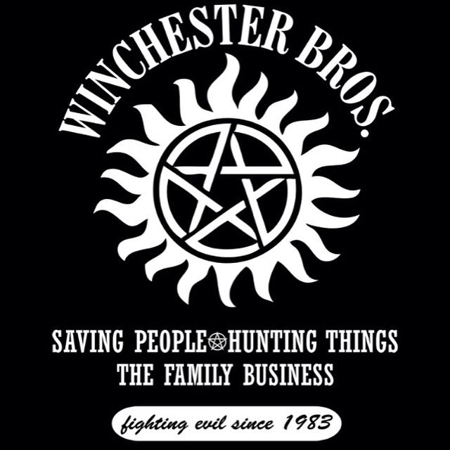 Saving People Hunting Things The Family Business Your Geek Is