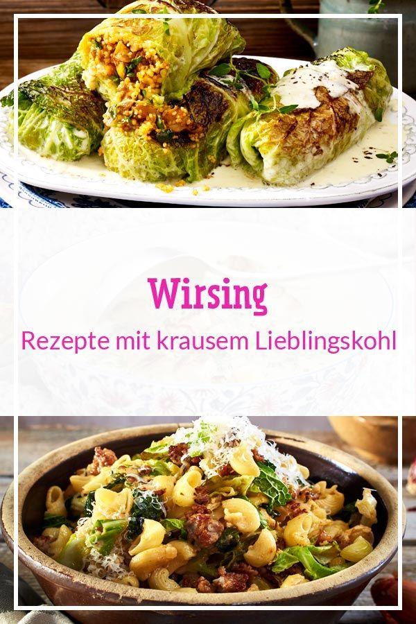 284 Wirsing-Rezepte #spitzkohlrezeptehackfleisch