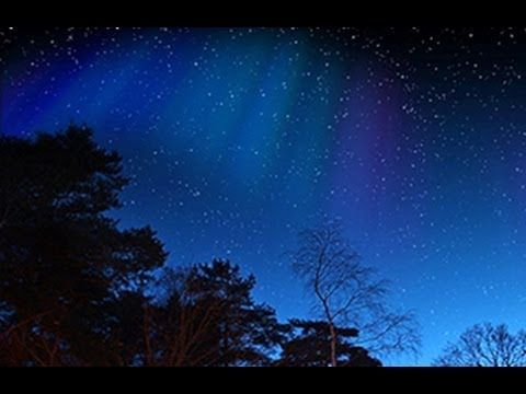 How to Make a STARRY NIGHT SKY with NORTHERN