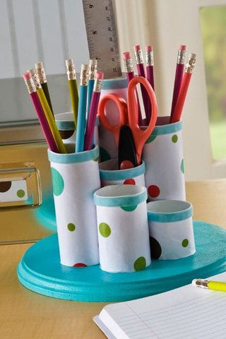 DIY: 13 Artistic Ways to Reuse Toilet Paper Rolls for Crafts ...