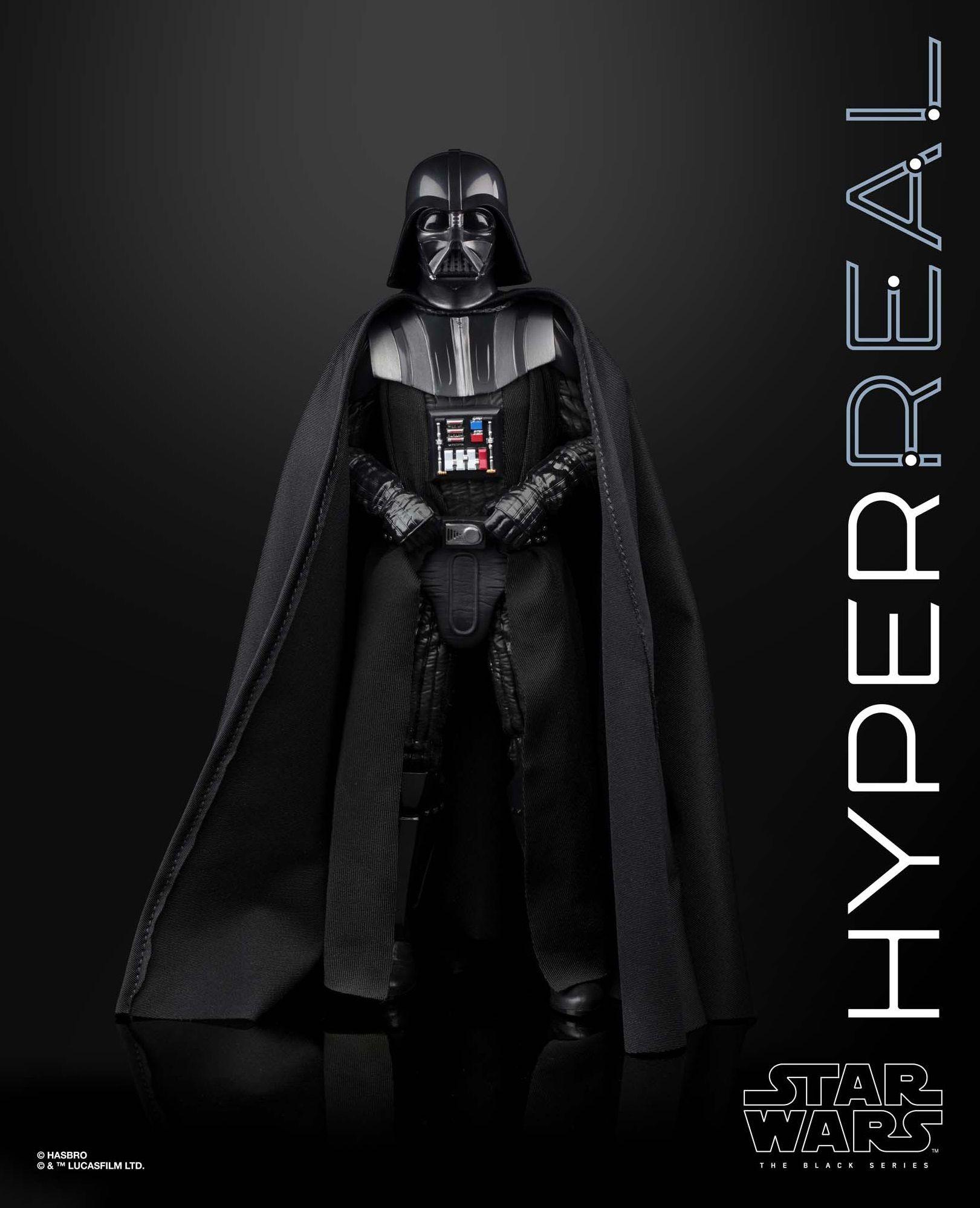 Figura oficial Black Series Darth Vader Star Wars Return  Jedi Anakin HAsbro