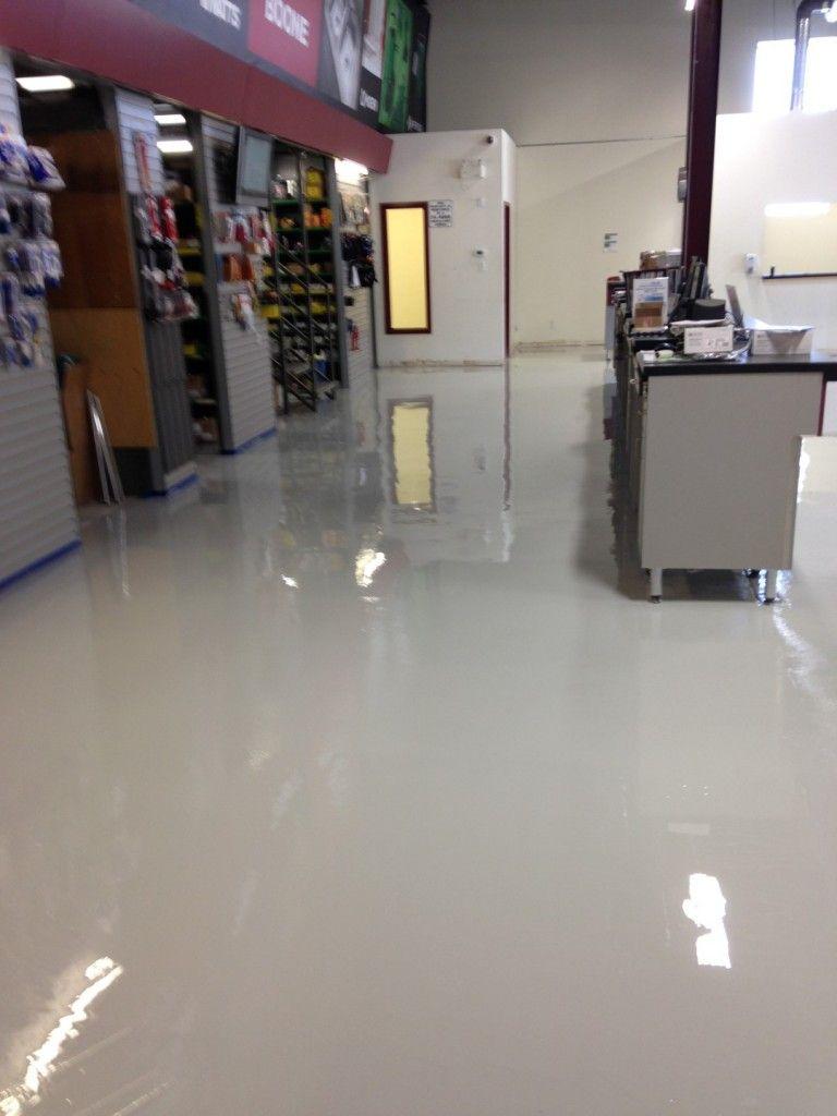 Concrete Floors In The Ottawa Area The Floor Company