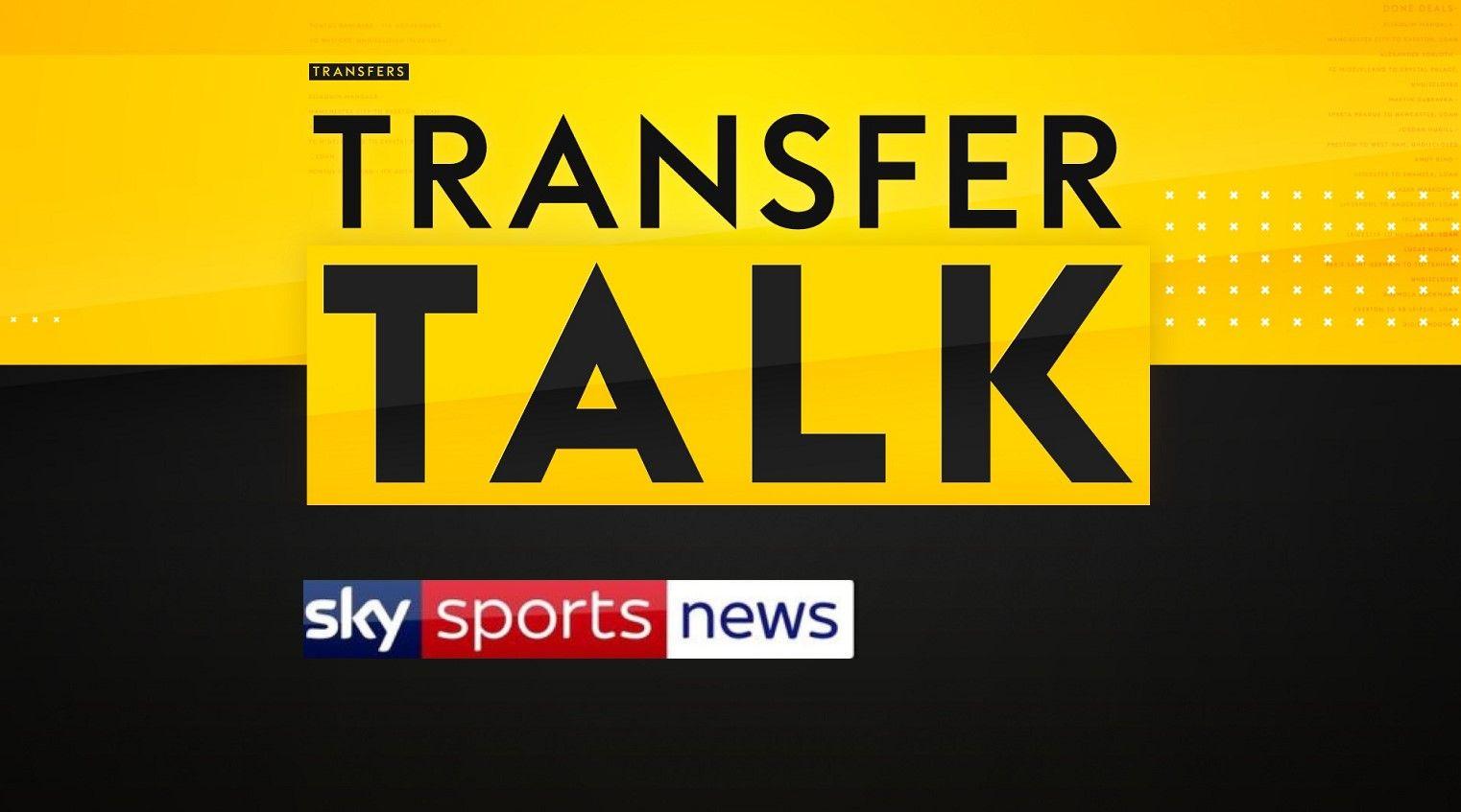 Transfer Talk on Sky Sports News live stream Football