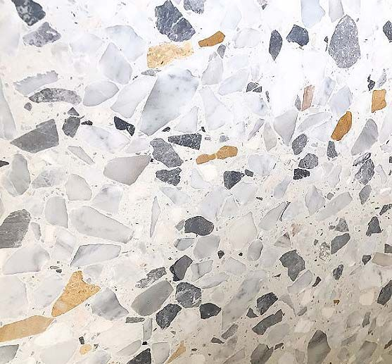 Here Is A Close Up Look At Our Eco Terrazzo Product San