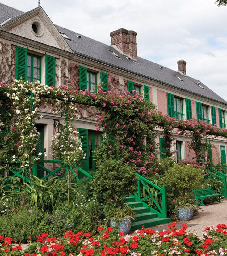 Garden House Beautiful Magazine Inspires Garden Lovers: Garden Buildings, Landscape