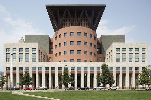 Michael Graves Denver Public Library