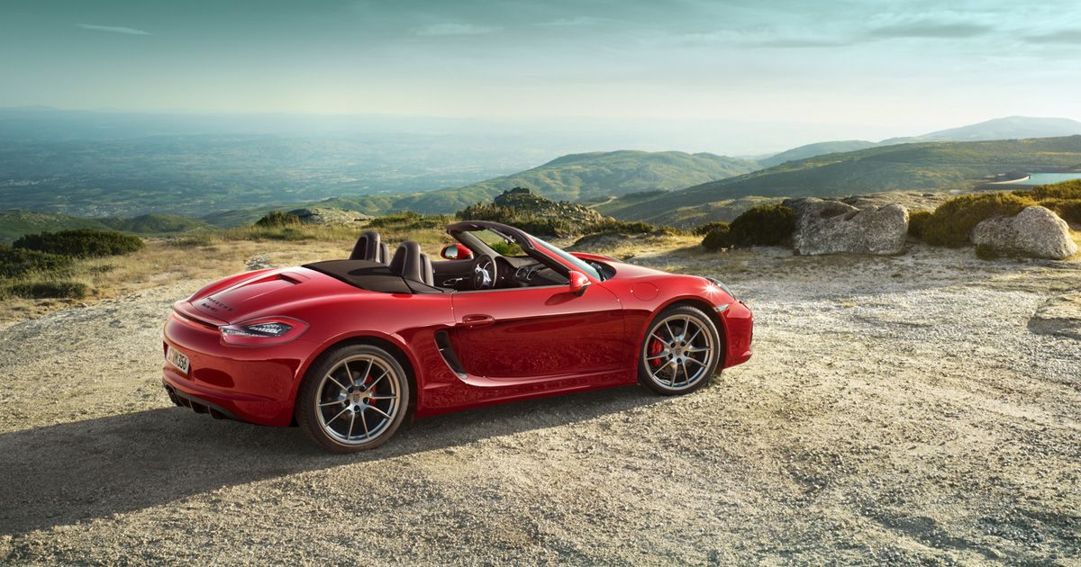 information on the porsche boxster gts app gts routes and the download link to the app