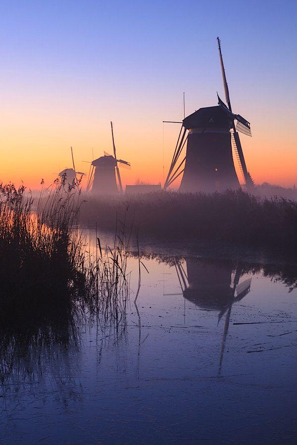 Netherlands by Bartek Rozanski