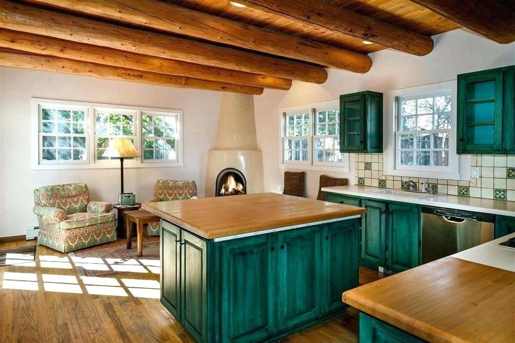 Southwestern Kitchen Cabinets Southwest Style Kitchen Cabinet