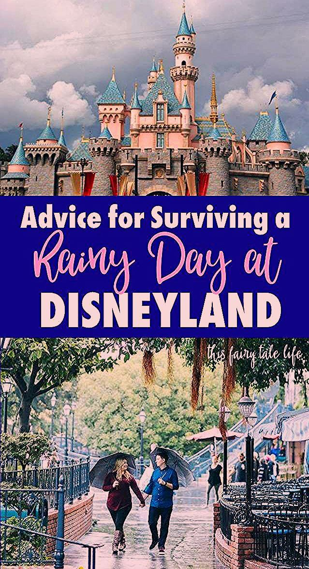 Photo of Rainy Day at Disneyland – Tips and Advice – This Fairy Tale Life