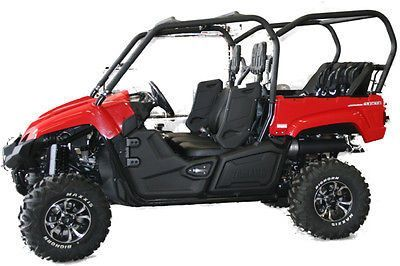 Yamaha Viking Back Seat and Roll Cage Kit ( Kit includes 2 ...