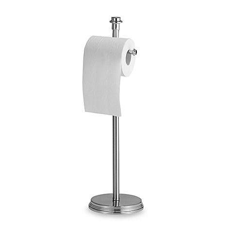 This Stylish Toilet Paper Stand Gives Your Bathroom A Beautiful