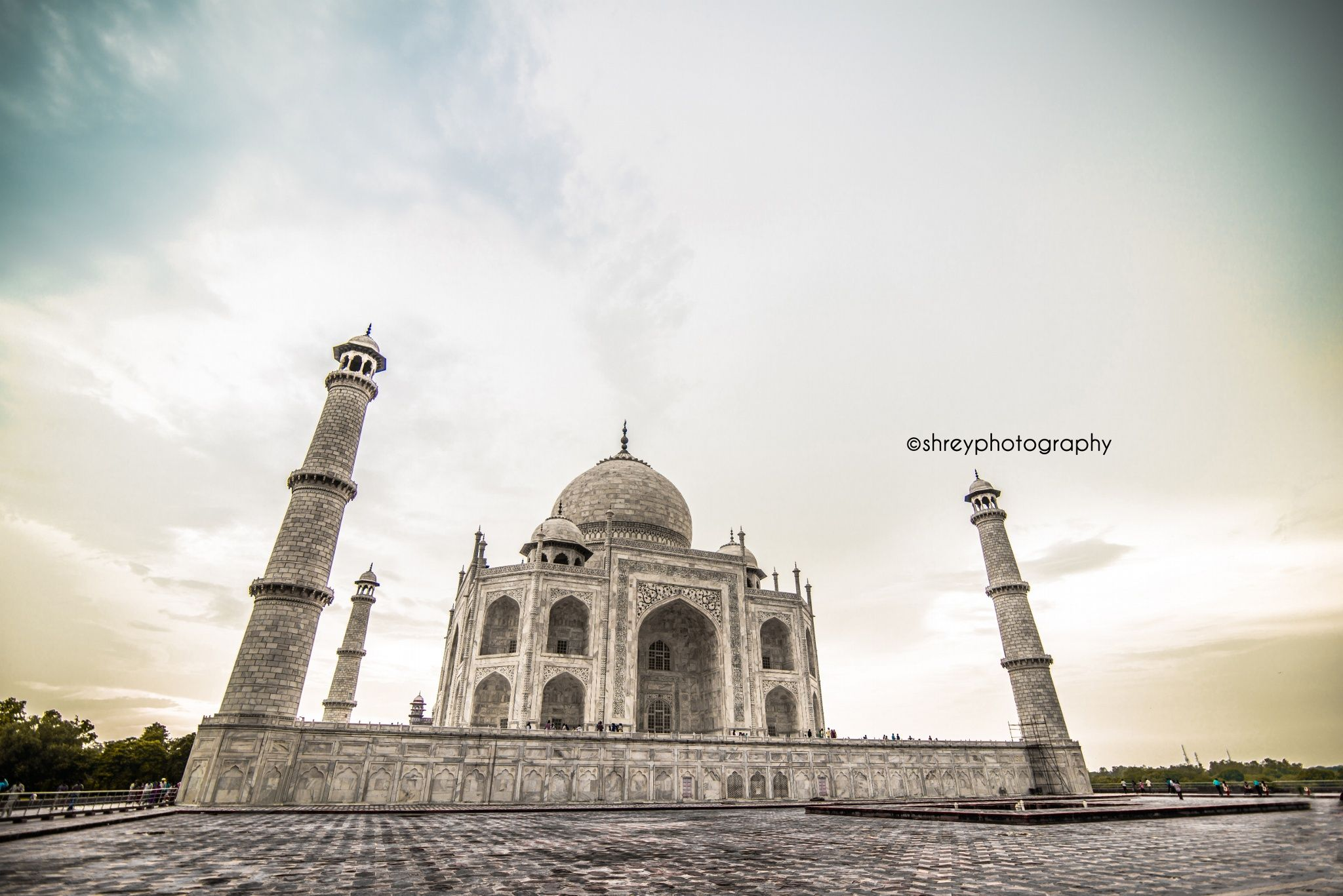 Taj Mahal - Symbol of Love by Shrey Photography on 500px