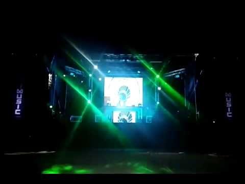 Spacemusic Pruebas de Sonido e Iluminación